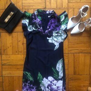 Ny&Co Floral Sheath Dress